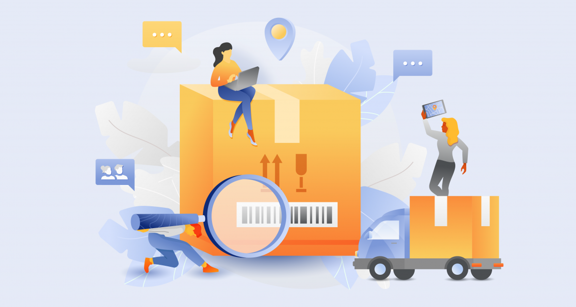 Real-Time-Parcel tracking
