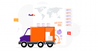 FedEx delivery exception