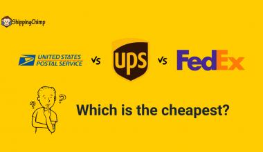 usps vs ups vs fedex
